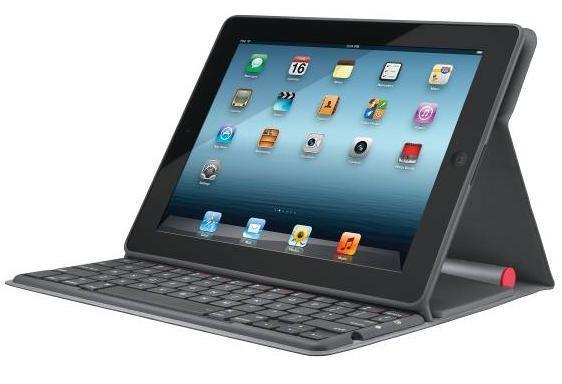 Солнечная Solar Keyboard Folio от Logitech