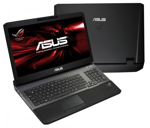 Ноутбуки для игр от ASUS: ROGG75VW и G55VW