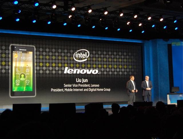 Lenovo инвестирует 0 миллионов в развитие мобильного направления