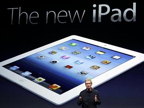Встречайте новый iPad - старт официальных продаж в Украине!