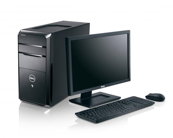 Новые десктопы Dell XPS 8500 и Vostro 470
