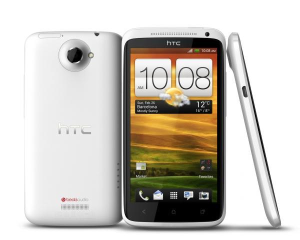 Новый исходный код от HTC для One X