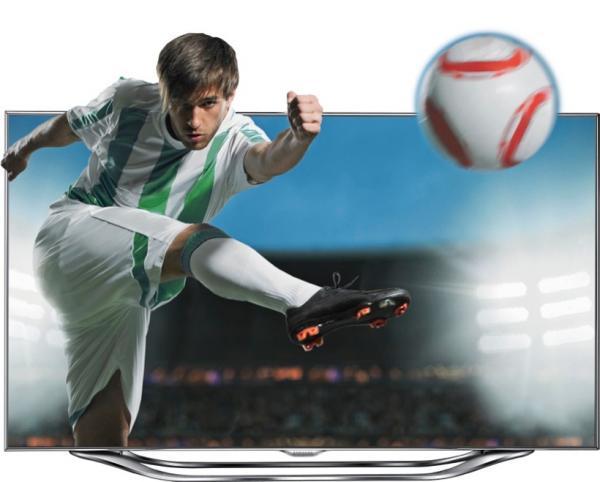 Экспресс-сервис Samsung для футбольных болельщиков
