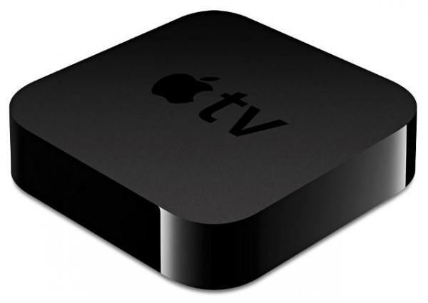 Apple TV - еще больше удовольствия!