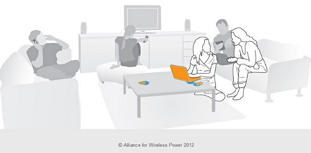 Заряжаемся по Wi-Fi – инновации от A4WP