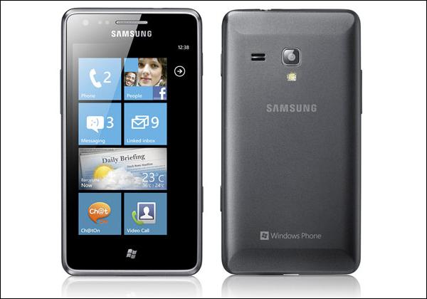 Samsung объявляет о начале продаж Omnia M
