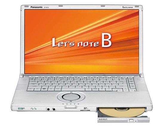 B11 - ноутбук высокой ценовой категории от Panasonic
