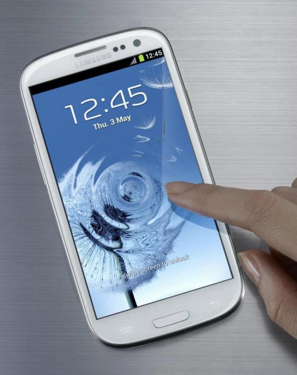 Преимущества мобильных NFC-платежей с помощью Samsung GALAXY S III