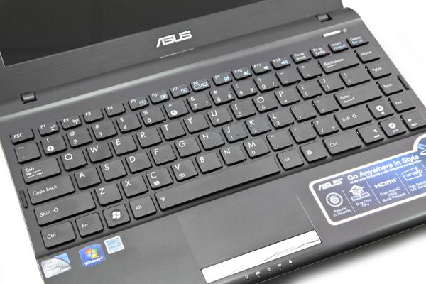 ASUS Eee PC 1225C. Нетбук с сюрпризами