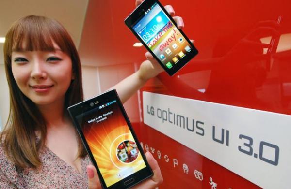 Обновлена графическая оболочка смартфонов LG