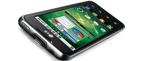 Выход Android 4.0 ICS для LG Optimus 2X откладывается