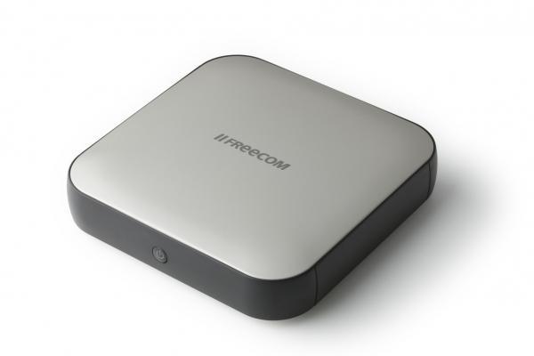 Запись ТВ-программ стала проще и доступнее с Freecom Hard Drive Sq