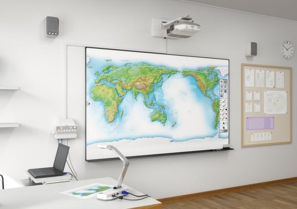 Оптимальное решение для интерактивного образования от Epson!
