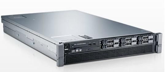 Первая многопользовательская стоечная рабочая станция для удаленного доступа от Dell