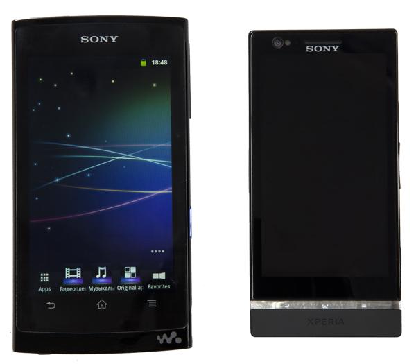 Sony Walkman NWZ-Z1060. Плеер, который стал планшетом