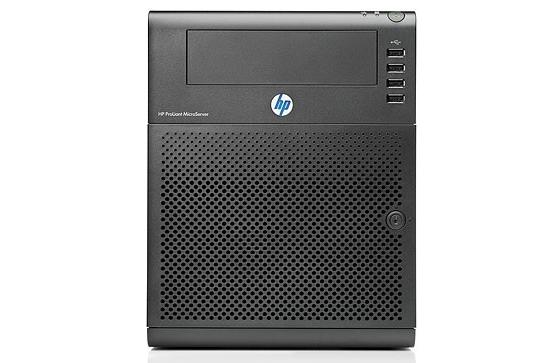 HP ProLiant MicroServer: развивайте свой бизнес уверенно