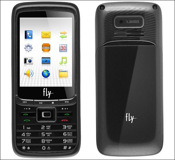 Первый Fly TS100 на три SIM-карты на днях поступит в продажу!