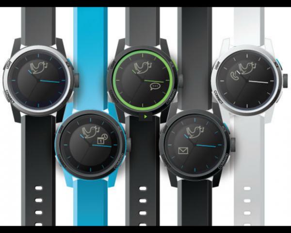 """Часы Cookoo - часы для поколения """"online""""!"""
