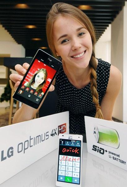 Совсем скоро европейский выход LG Optimus 4X HD. Более подробно о новинке
