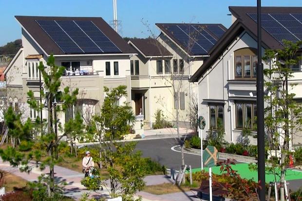 Panasonic открыла город будущего с нулевым уровнем выбросов