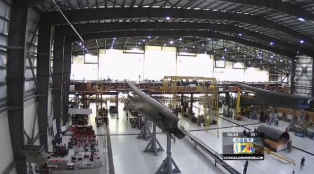 Самый большой в мире самолет. НАЧАЛО!