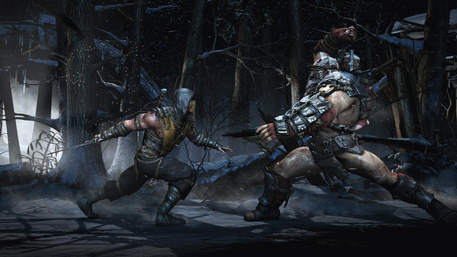 Mortal kombat x андроид пк