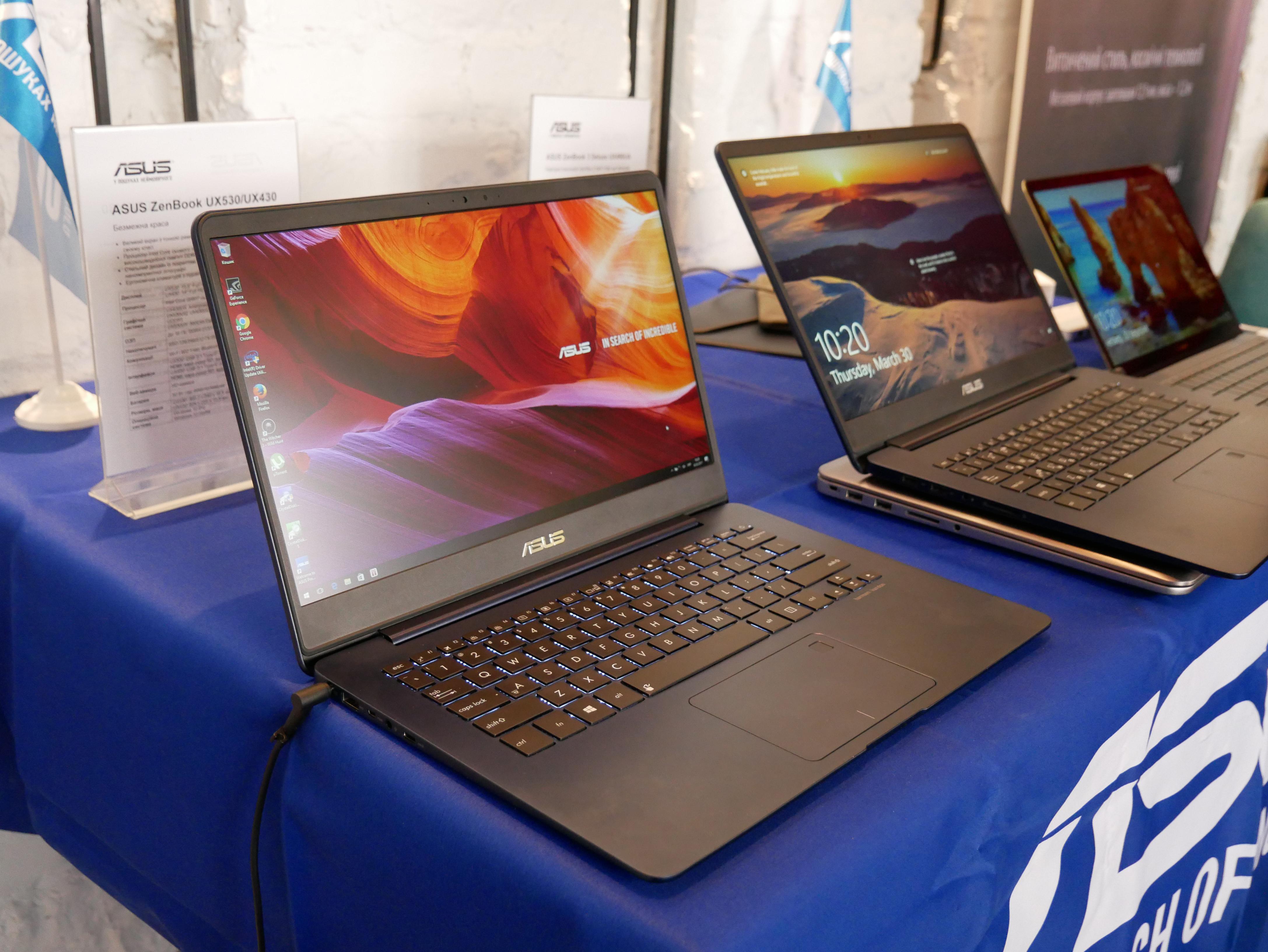Ноутбуки асус модели и фото