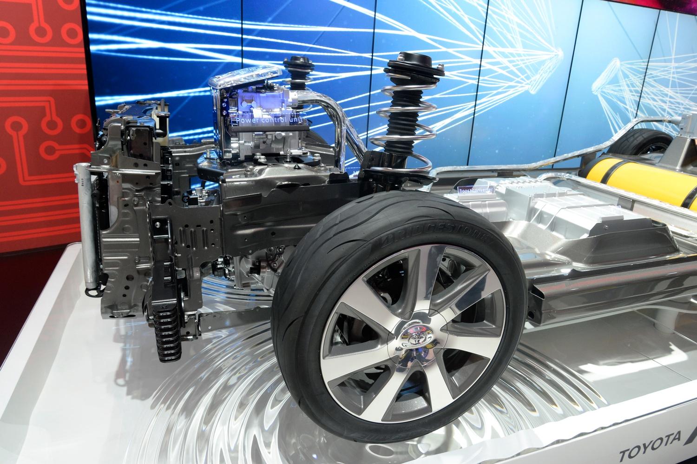водородный двигатель и бензиновый картинки или