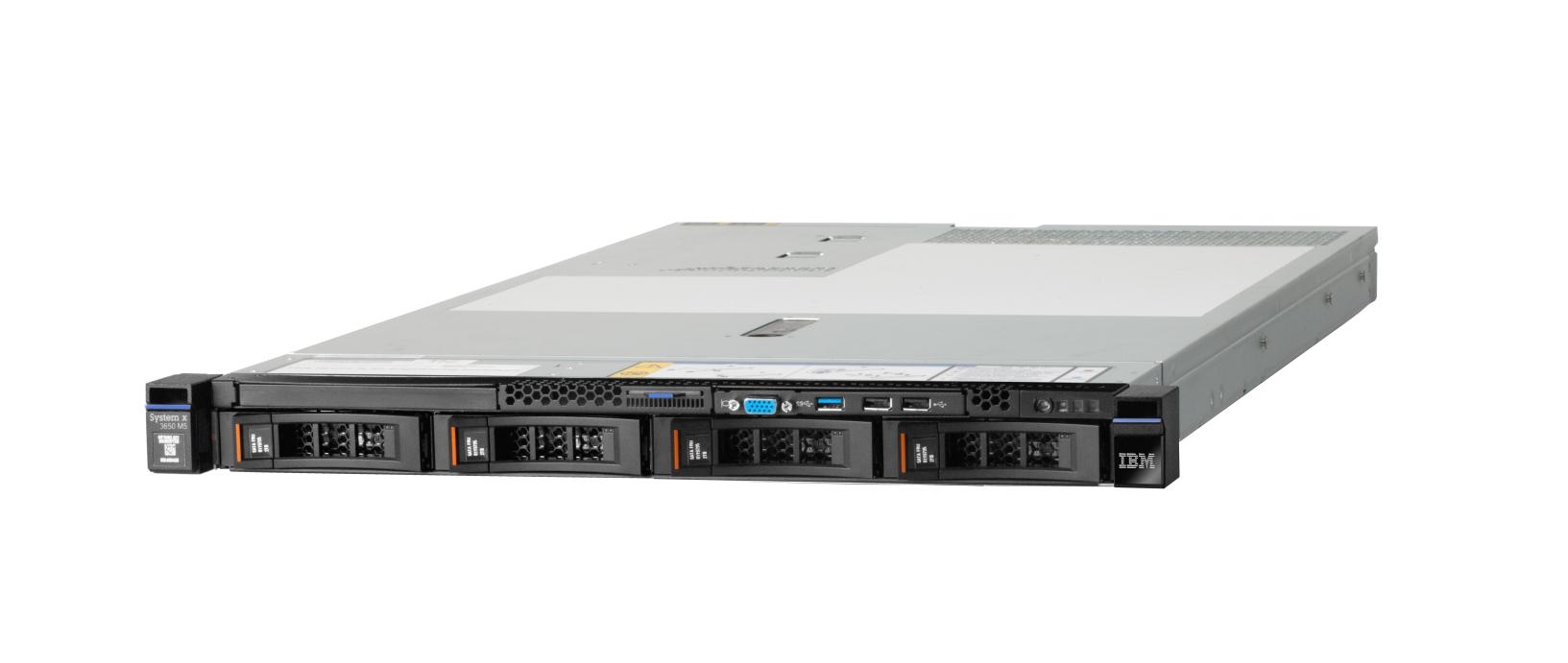 Сервер Lenovo x3550 M5 8869EKG