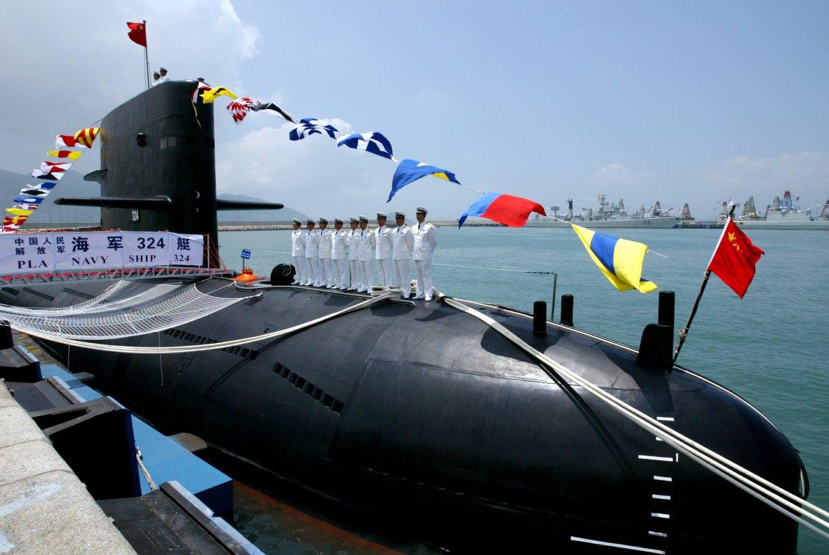 строительство подводных лодок в сша